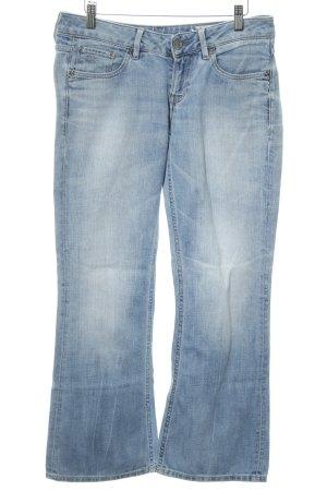 G-Star Raw Jeans bootcut bleu azur style décontracté