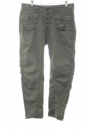 G-Star Raw Pantalón boyfriend caqui look casual