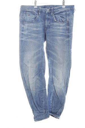 G-Star Raw Boyfriend Jeans blue street-fashion look