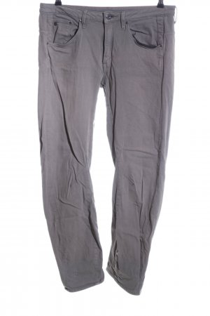 G-Star Raw Boyfriend jeans lichtgrijs casual uitstraling