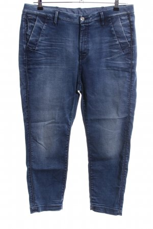 G-Star Raw Boyfriend jeans blauw casual uitstraling