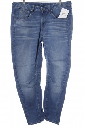 G-Star Raw Boyfriendjeans blau Boyfriend-Look