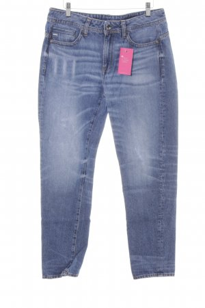 G-Star Raw Boyfriend Jeans blue washed look