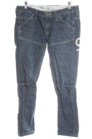 G-Star Raw Boyfriend Jeans dark blue-cream boyfriend style