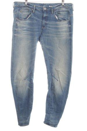 G-Star Raw Boyfriend jeans korenblauw-lichtblauw boyfriend stijl