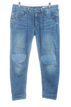 G-Star Raw Jeans boyfriend bleu acier style boyfriend