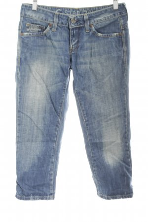 G-Star Raw Caprihose blau Casual-Look