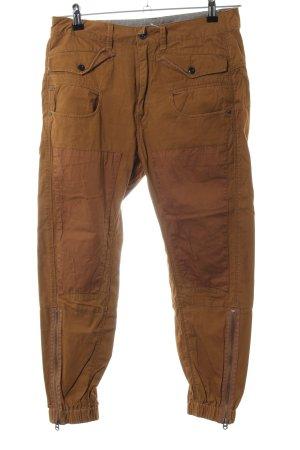 G-Star Raw Pantalone cargo bronzo stile casual