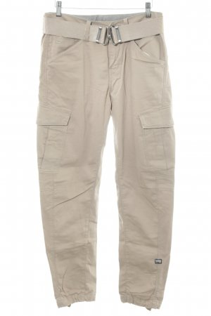 G-Star Raw Cargo Pants beige casual look