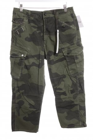 G-Star Raw Cargohose Camouflagemuster Military-Look