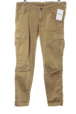 G-Star Raw Pantalone cargo ocra stile casual