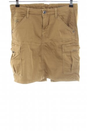 G-Star Raw Jupe cargo brun style décontracté