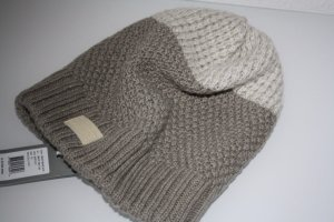 G-Star Raw Beanie natural white-beige mixture fibre