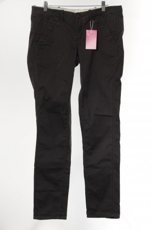 G-Star Raw Chinohose anthrazit Casual-Look