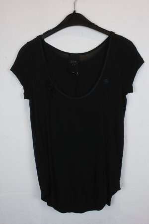 G-Star Raw Correctline Shirt Gr. XS schwarz, Twinset mit Top (18/4/211)