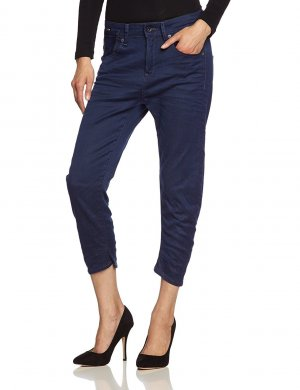 G-STAR RAW Damen Jeans Tapered A Crotch 3D Loose W25/L30 UVP:159,90€