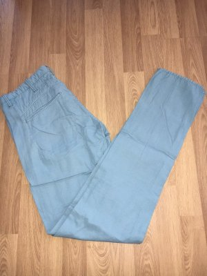 G-Star raw denim Hose chino blau grau w27 L34