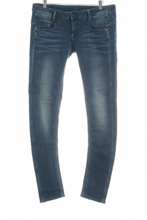 G-Star Raw Five-Pocket-Hose blau