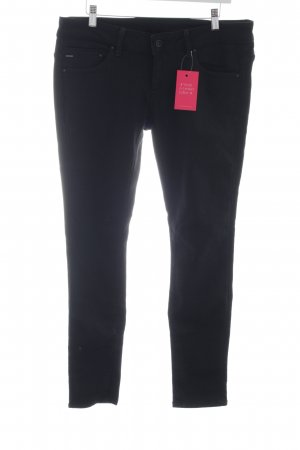 G-Star Raw Pantalón de cinco bolsillos negro look casual