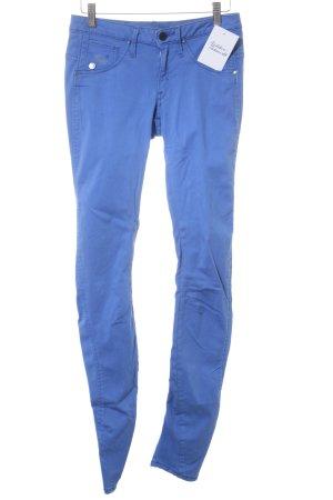 G-Star Raw Pantalone cinque tasche blu acciaio stile semplice