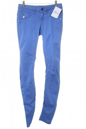 G-Star Raw Five-Pocket Trousers steel blue simple style