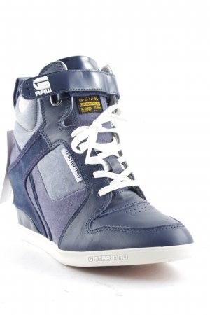 G-Star Raw Footwear Absatz Sneaker mehrfarbig Casual-Look