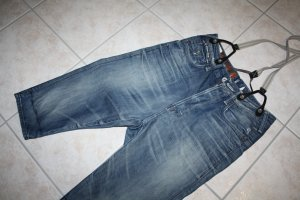 G-STAR RAW HANK LOOSE TAPERED 1/2 WMN Damen Schort,Bermuda W26