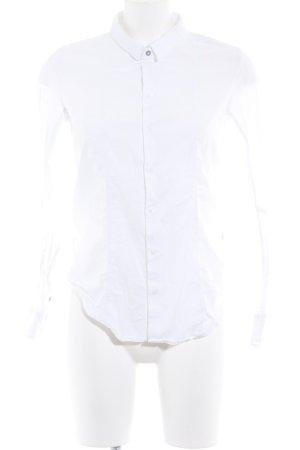 G-Star Raw Hemd-Bluse weiß Business-Look