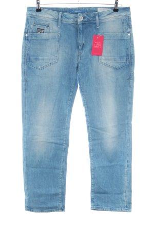 G-Star Raw High Waist Jeans blau Casual-Look