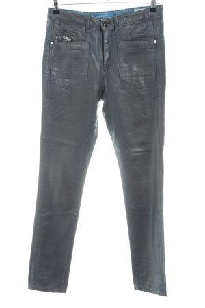 G-Star Raw High Waist Jeans schwarz Casual-Look