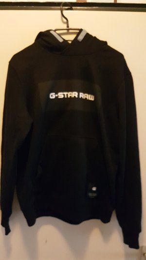 G-Star Raw Hooded Sweater black