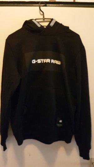 G-Star Raw Capuchon sweater zwart