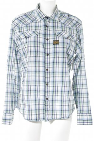 G-Star Raw Camisa de leñador estampado con diseño abstracto look casual