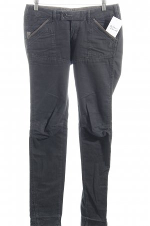 G-Star Raw Hose anthrazit Skater-Look