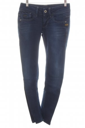 G-Star Raw Low-Rise Trousers blue casual look