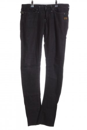 G-Star Raw Low Rise Jeans black casual look