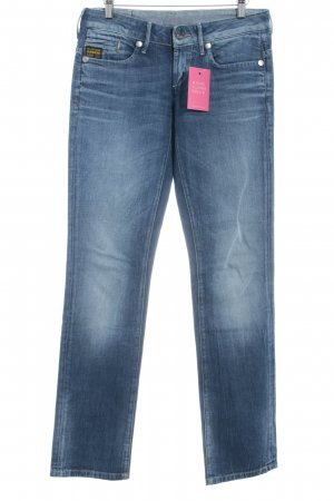 G-Star Raw Low Rise jeans blauw zure was