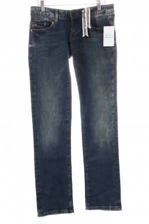 G-Star Raw Hüftjeans blau Used-Optik