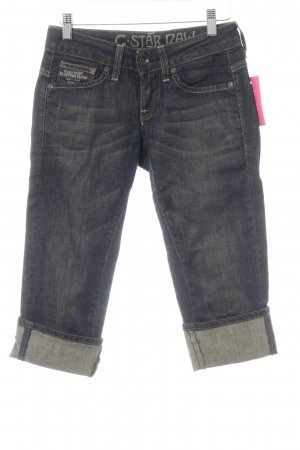 G-Star Raw Hüftjeans dunkelblau Casual-Look