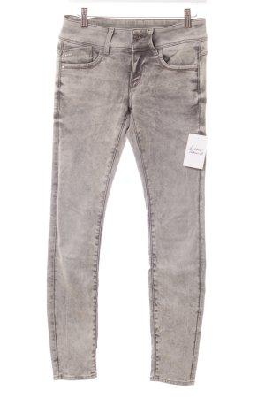 G-Star Raw Hüftjeans silberfarben-grau Jeans-Optik