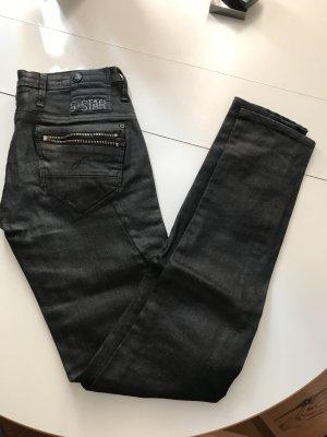 G-Star Raw Jeans 27x32, dunkelblau - fast schwarz, neuwertig