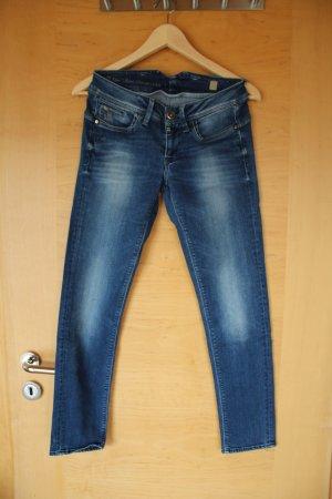 G-Star RAW Jeans Gr.26/28 skinny blue denim