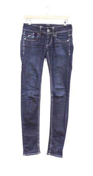 G-Star Raw Jeans slim bleu foncé