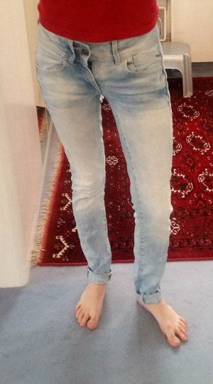 G-Star Raw Jeans (hellblau, ausgewaschen, size W 24)