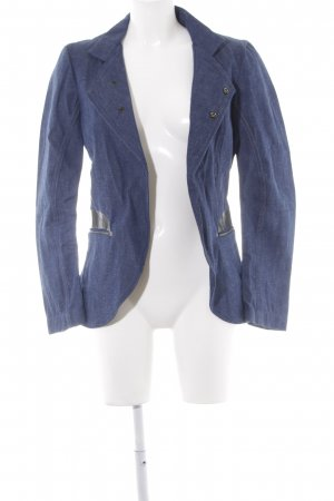 G-Star Raw Denim Blazer blue jeans look