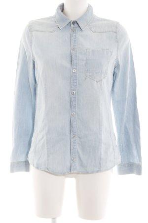G-Star Raw Camisa vaquera azul estilo «business»