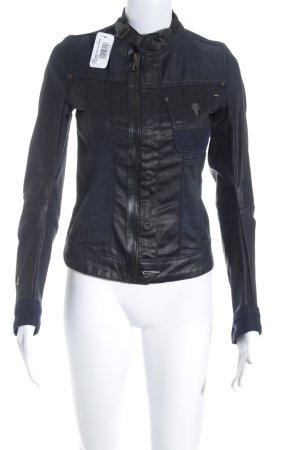 G-Star Raw Jeansjacke schwarz minimalistischer Stil