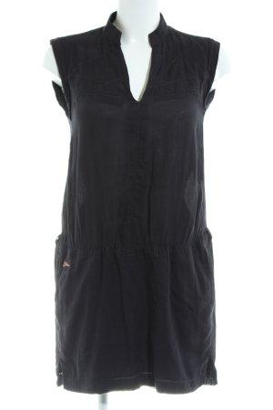 G-Star Raw Jerseykleid schwarz Casual-Look