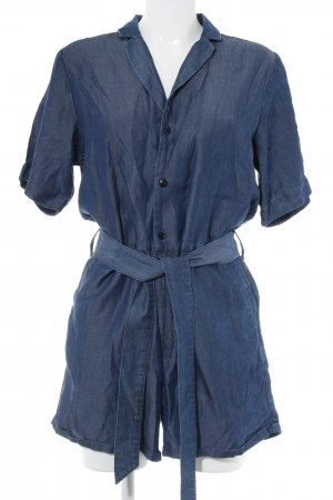 G-Star Raw Jumpsuit blau Casual-Look