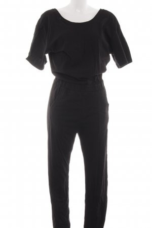 G-Star Raw Jumpsuit schwarz Business-Look